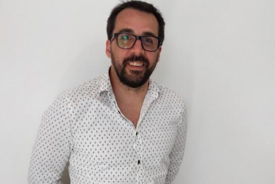 Matías Taccetta, secretario de Hacienda de Esquel.
