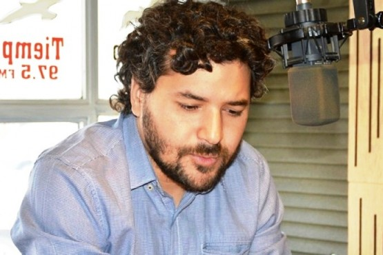Adriel Ramos, Sec. Desarrollo Humano