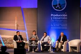 Chubut presente en el Congreso del Instituto de Petróleo y Gas