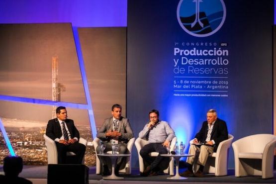 Autoridades de Energia de Chubut, Santa Cruz y Salta.
