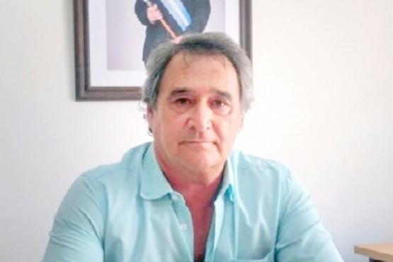 Mario Nicoliche, coordinador regional del Ministerio de Desarrollo Social de Nación.