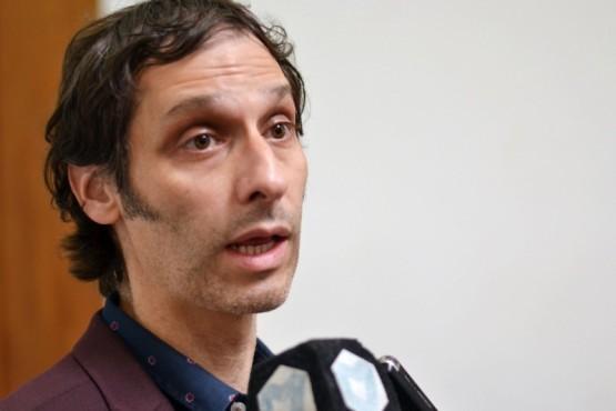 Miguel Arnaudo, titular del ISSyS.