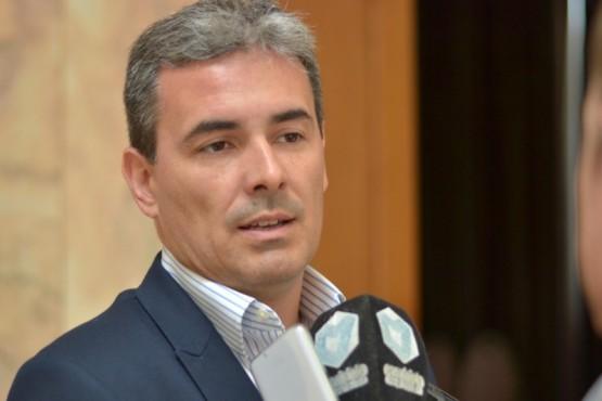 Ministro de Hidrocarburos, Martín Cerdá.