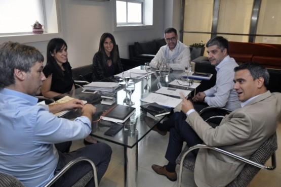 El encuentro se llevó adelante en Buenos Aires.