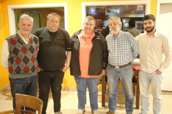 Hubo encuentro de referentes en Río Gallegos.