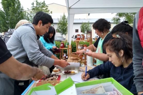 Comenzó la Expo Feria.