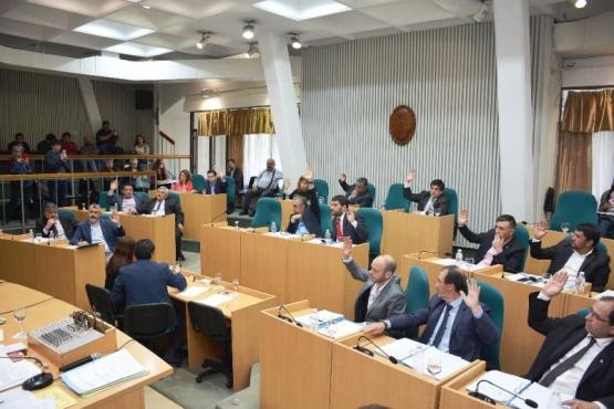 La ley fue sancionada por la mayoría de los diputados. (C.R.).