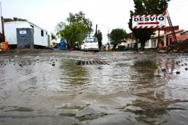 La Cuenca Sarmiento mostró su eficacia y evitó inundaciones en las calles