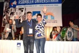 Rojas logró la reelección como Rector de la UNPA