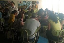 Se realizó encuentro sobre capacitación y fortalecimiento institucional
