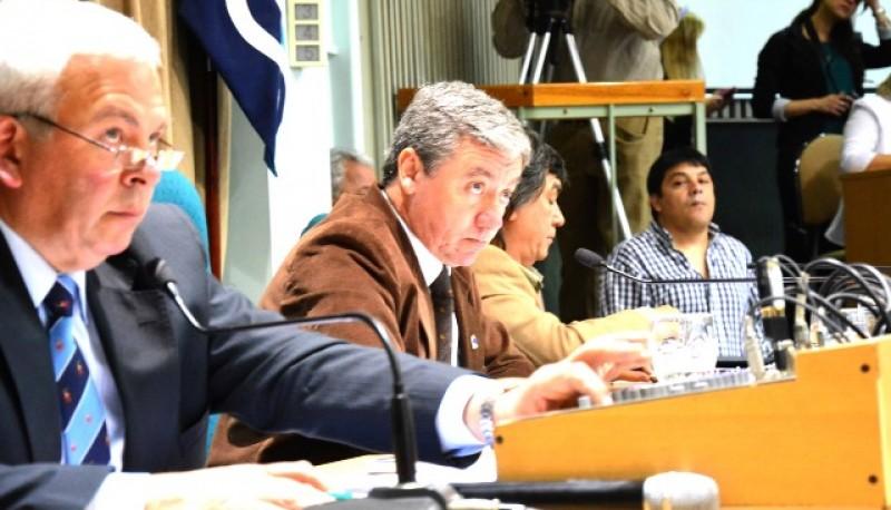 Diputado Jorge Arabel termina este año su mandato. (Archivo).