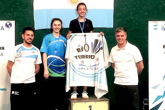 El torneo tuvo gran participación santacruceña.