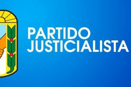 Escudo del partido justicialista.