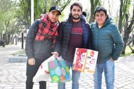 """""""Juntos hacemos la magia"""" recolectó más de 500 juguetes en pocos días"""