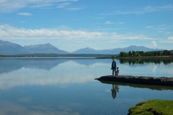 Lago Rosario.