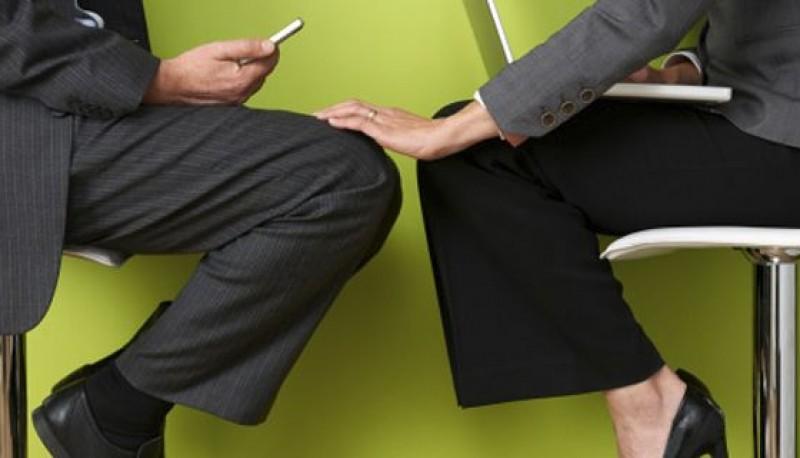 Infidelidad en el trabajo (Imagen ilustrativa)