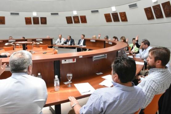 Legislatura de Chubut.