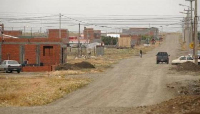 Barrio San Benito (Foto archivo).