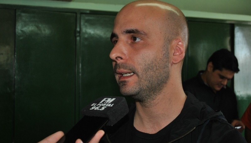Fernando Basanta (Foto archivo).