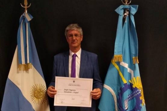 El concejal electo, Alejandro Wengier.