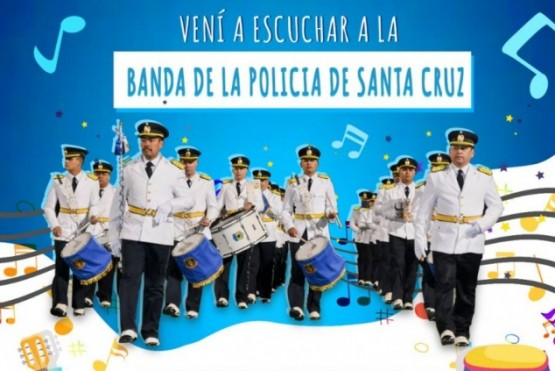 Banda de la policía.