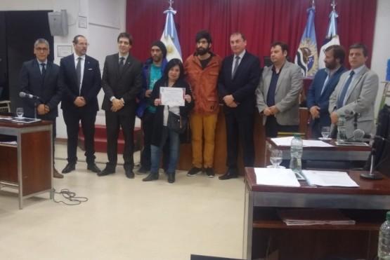 Concejo Deliberante reconoció a ATE Santa Cruz en las Mesas de Huelgas Patagónicas