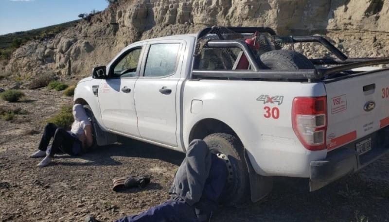 Tres detenidos por robo de cobre a YPF