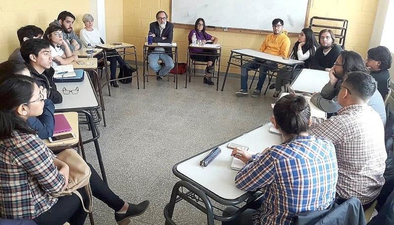 Comité de Pares Evaluadores visita la UNPA