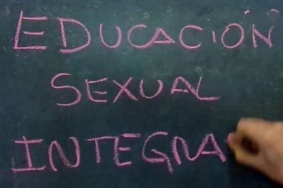 Educación Sexual Integral (Foto ilustrativa).