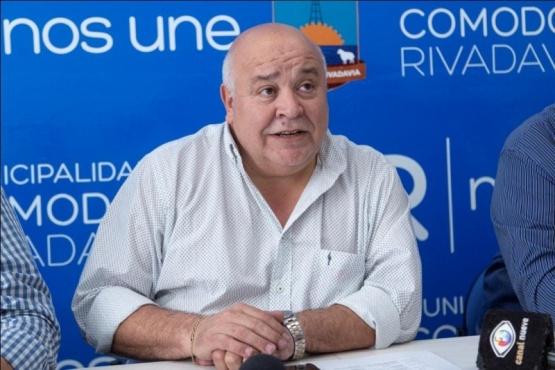 El secretario de Gobierno y Función Pública, Ricardo Gaitán.