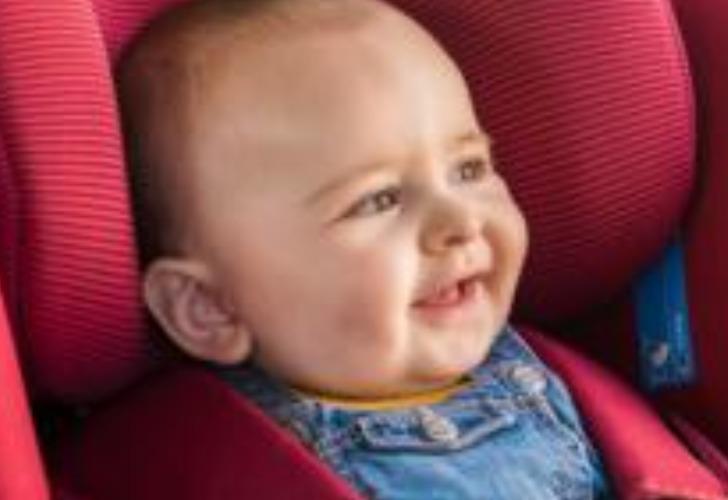 Imagen ilustrativa. La reacción del bebé al entrar en un lavadero de autos se viralizó rápidamente.