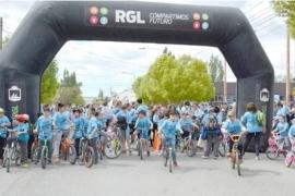 Hoy se realiza la Bicicleteada y Caminata Solidaria La Anónima