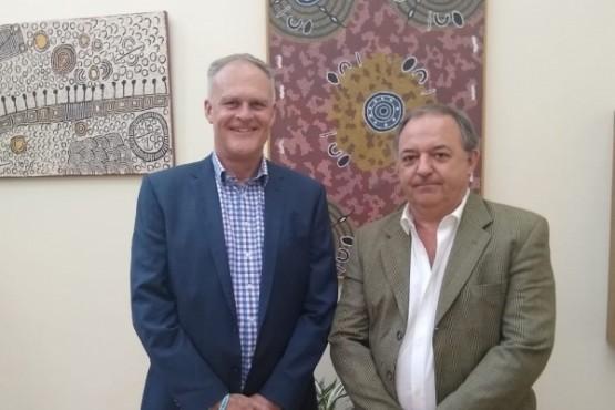El Embajador de Australia visitará Chubut en febrero