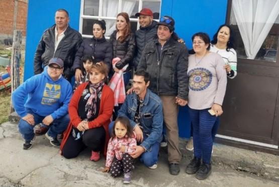Ayres Argentinos tiene nueva junta vecinal.