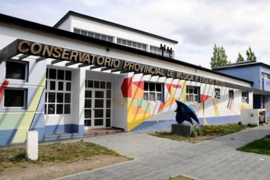 Conservatorio Provincial de Música.