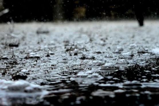 Lluvias intensas en Río Gallegos.