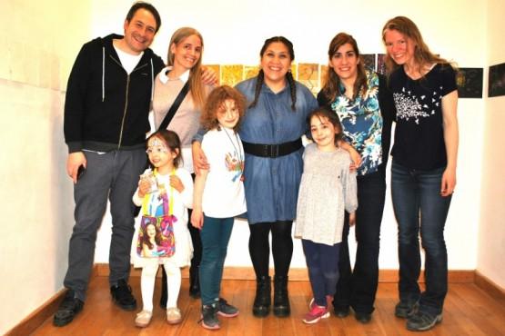 El Taller de Arte y Familia del MAEM expone sus trabajos