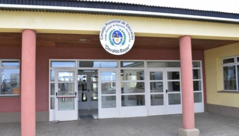 Colegio Osvaldo Bayer.