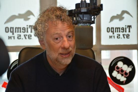 El Dr. Daniel Feierstein en Tiempo FM.