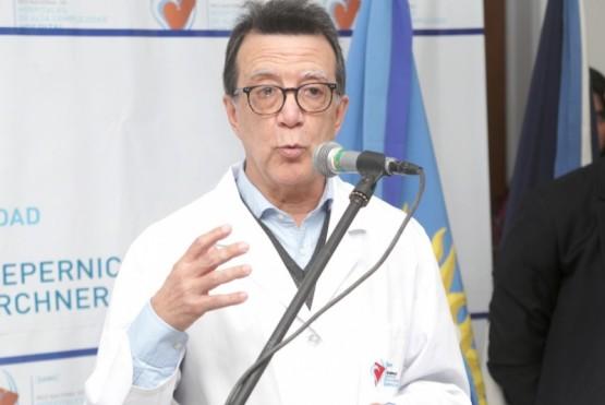 Denuncian que tras las elecciones, Maldonado se borró del SAMIC. (Archivo).