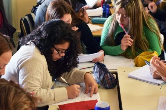 Inscripciones en la Universidad de Chubut.