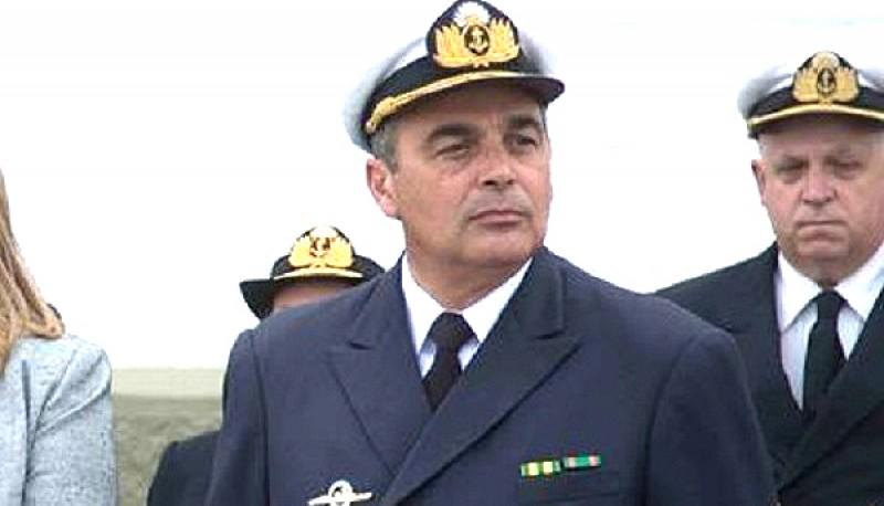 Contralmirante Luis Enrique López Mazzeo