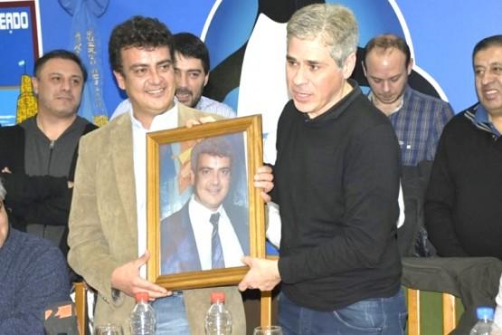 """Gustavo """"Kaky"""" González."""
