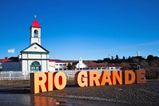 La temperatura para Río Grande.