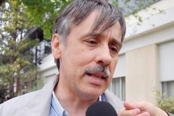 Raúl Bell Castro secretario del Sitrajuch.