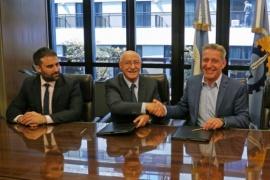 Chubut recibe 40 millones de pesos para promover el desarrollo