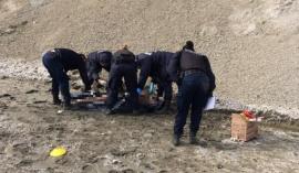 El cuerpo encontrado es el de Alexis Cuevas