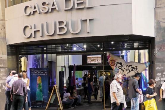 Arcioni inauguró un importante evento federal en Casa del Chubut