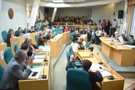 Diputados aprobaron presupuesto y la creación del Ministerio de Seguridad