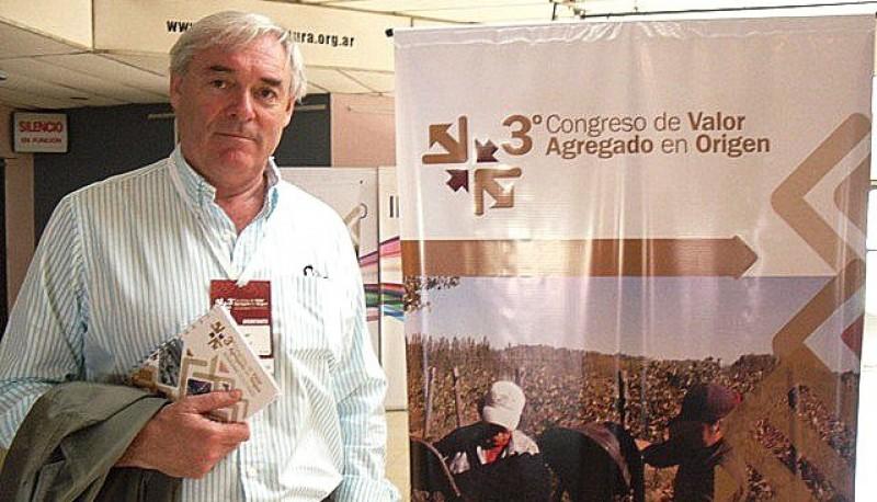 Miguel O´byrne, presidente de la FIAS.
